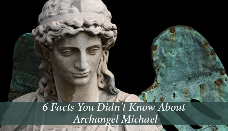 6 Facts You Didn't Know About Archangel Michael - Guardian ...