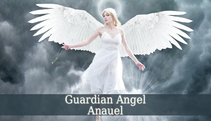 guardian angel anauel - angel of unity