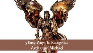 recognize archangel michael