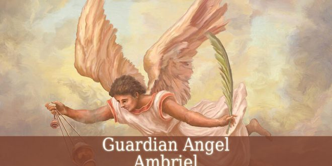 Guardian Angel Ambriel