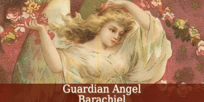 Guardian Angel Barachiel