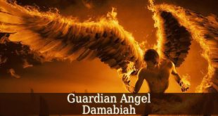 Guardian Angel Damabiah