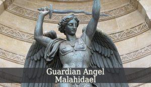 Guardian Angel Malahidael