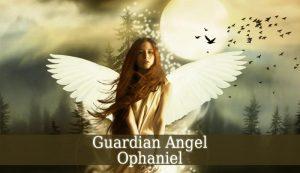 Guardian Angel Ophaniel