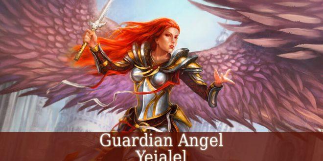 Guardian Angel Yeialel
