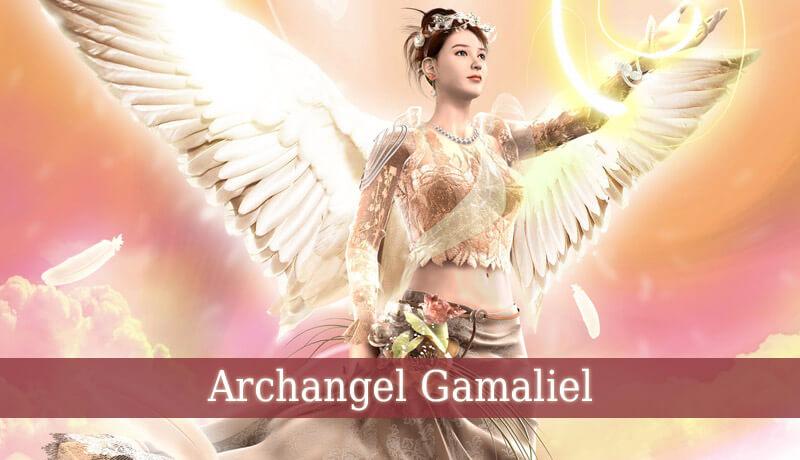 Image result for archangel GAMALIEL