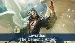 Demonic Angel Leviathan
