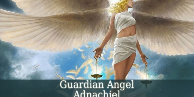 Guardian Angel Adnachiel