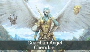 Guardian Angel Cherubiel