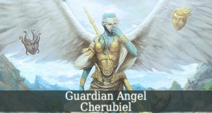 Guardian Angel Cherubiel