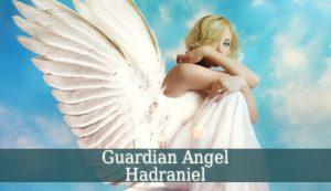 Guardian Angel Hadraniel