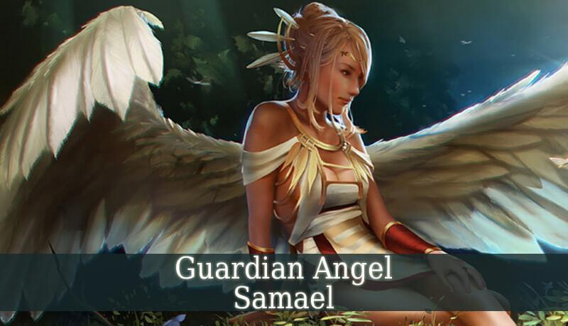 Angel Samael - Angel Of Death - Guardian Angel Guide