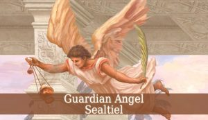 Guardian Angel Sealtiel
