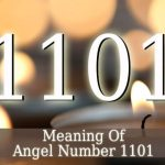 1101 Angel Number
