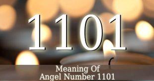 1101 Angel Number