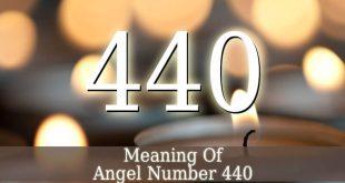 440 Angel Number