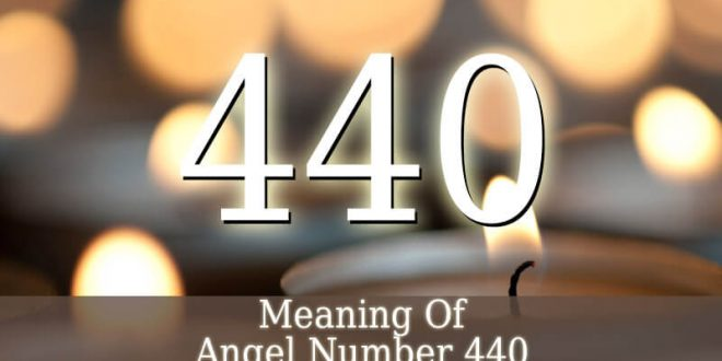 440 Angel Number