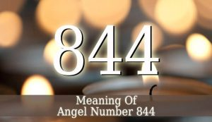 844 Angel Number