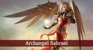 Archangel Sabrael