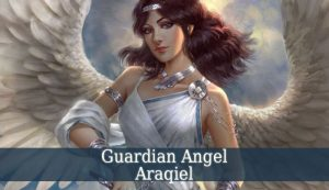 Guardian Angel Araqiel