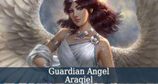 Guardian Angel Araqiel