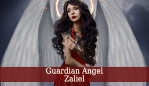 Guardian Angel Zaliel
