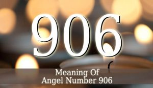 906 Angel Number