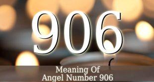 906 Angel Number