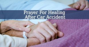 Prayer For Healing After Car Accident
