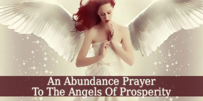 Abundance Prayer