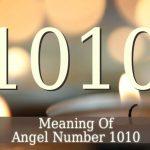 1010 Angel Number