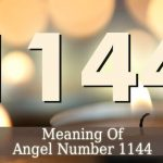 1144 Angel Number