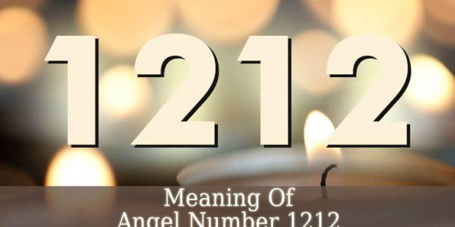 1212 Angel Number