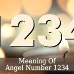 1234 Angel Number