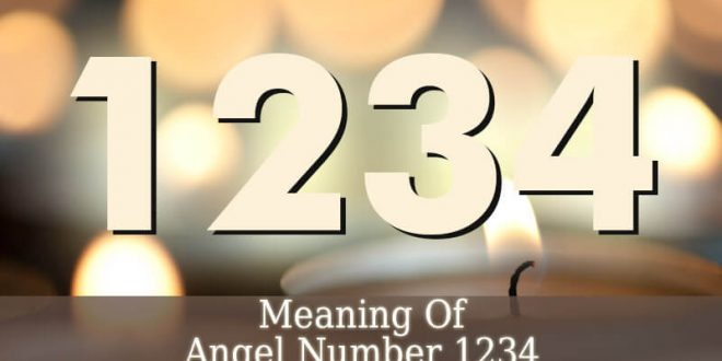 1234 Angel Number