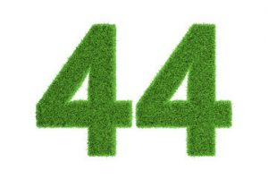 angel number 44 meaning