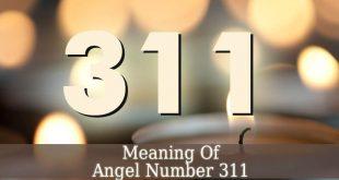 311 Angel Number
