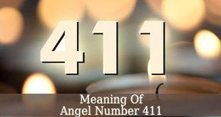 411 Angel Number