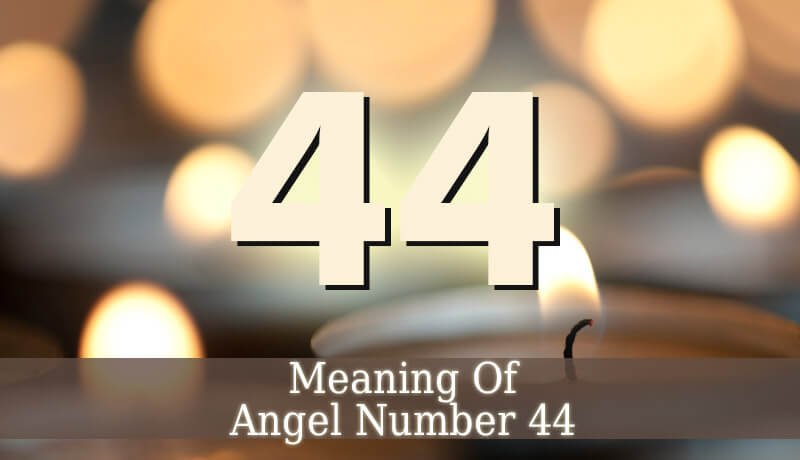 Angel Number 44: The Meanings of Angel Number 44 - YouTube