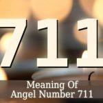 711 Angel Number