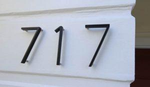 717 number
