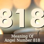 818 Angel Number