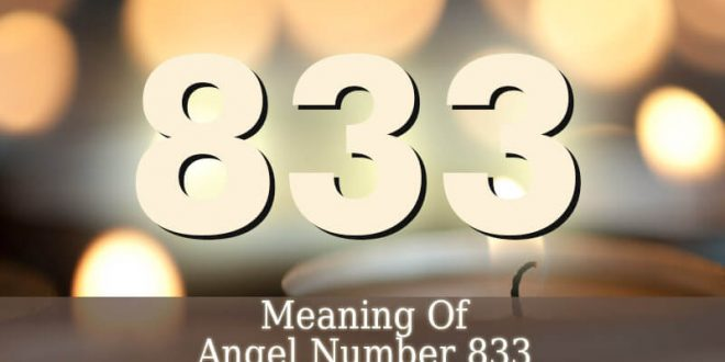 833 Angel Number