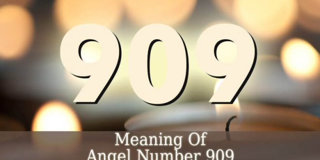909 Angel Number