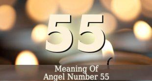 Angel Number 55