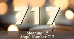 Angel Number 717