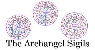 archangel sigils