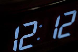 12:12 clock