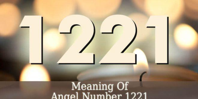 1221 Angel Number