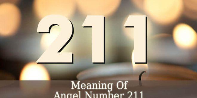 211 Angel Number